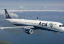 Azul terá mais de seis mil voos extras durante a alta temporada de verão