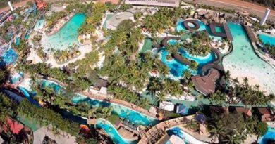 Thermas dos Laranjais é eleito o 5º melhor parque aquático do mundo