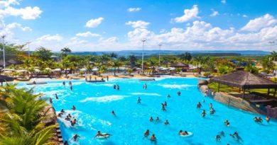Thermas Water Park terá festa especial de Réveillon