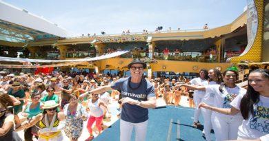 15ª edição do cruzeiro Dançando a Bordo, da Costa, faz escala em Buenos Aires e Montevidéu