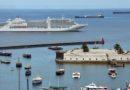 Três navios turísticos atracam no Porto de Salvador até terça (13)