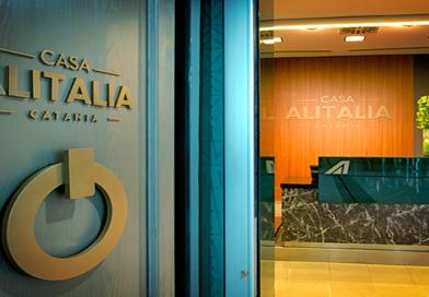 Casa Alitalia oferece experiência exclusiva para passageiros da companhia