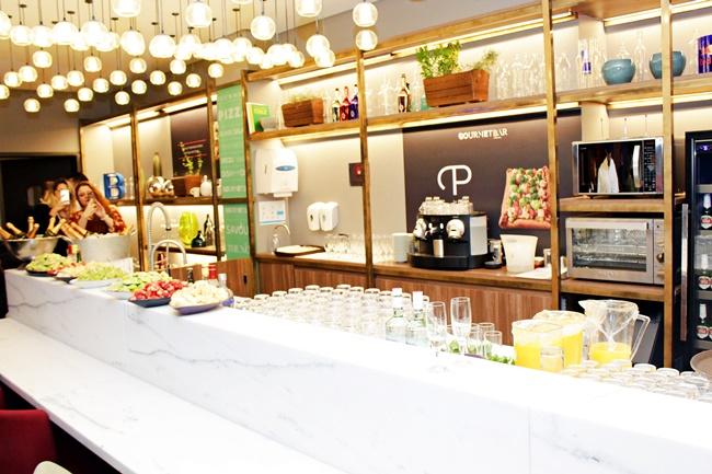 Lançamento Gourmet Bar Novotel Center Norte (SP)