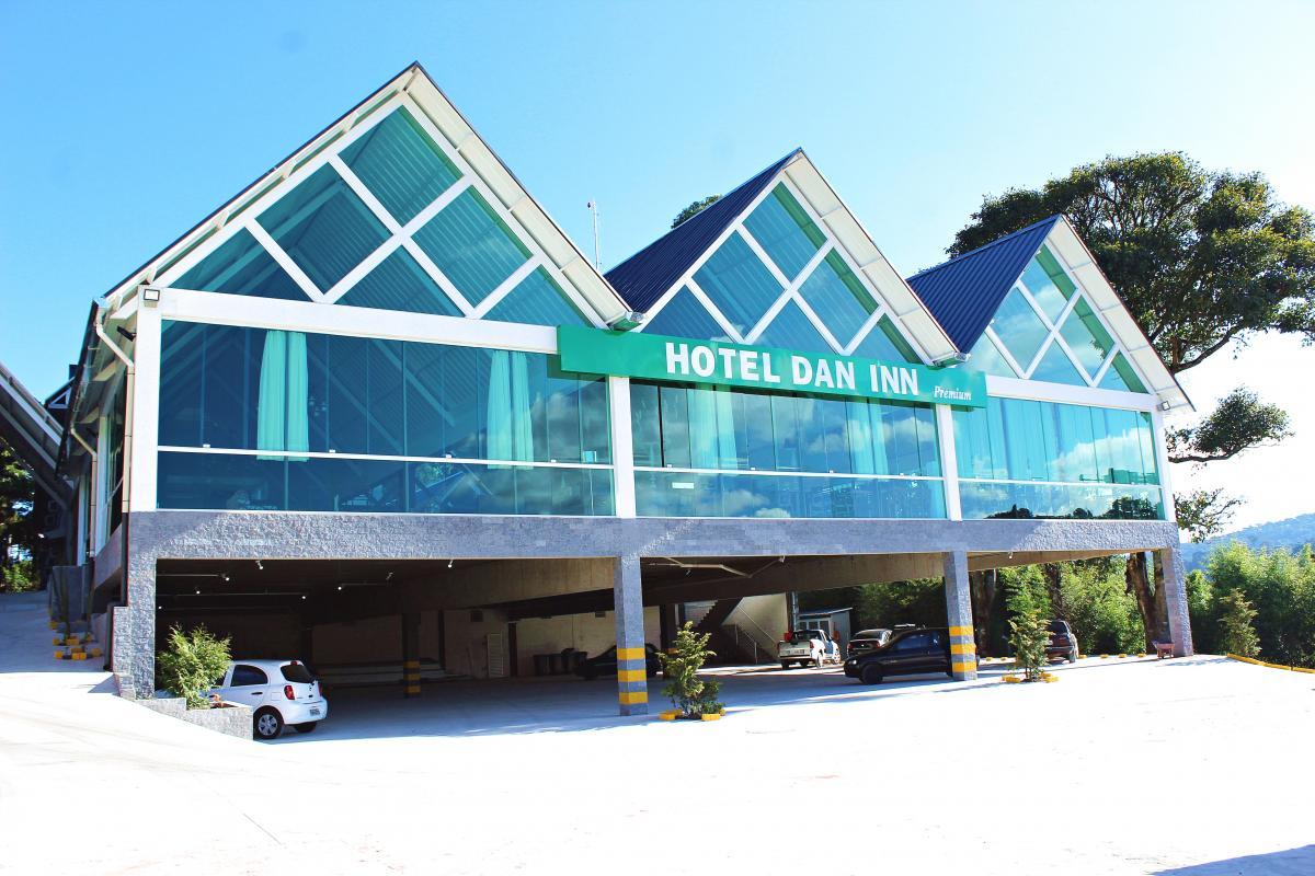 Lançamento do Hotel Dan Inn Premium