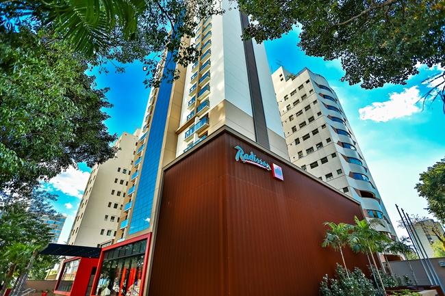Hotel Radisson Red Campinas